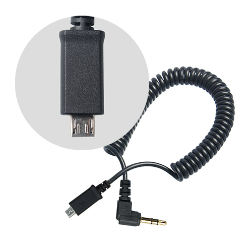 RC-609 Release Cable For Flash Trigger / RC-6 SeriesSMDV
