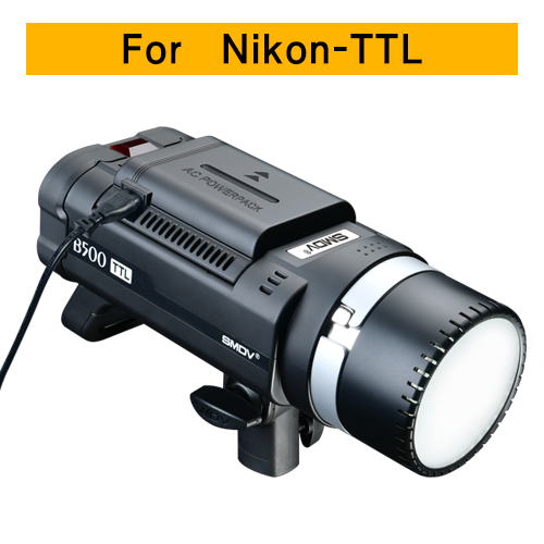 B500 TTL / AC-DC Dual-Purpose For Nikon / AC Power TypeSMDV