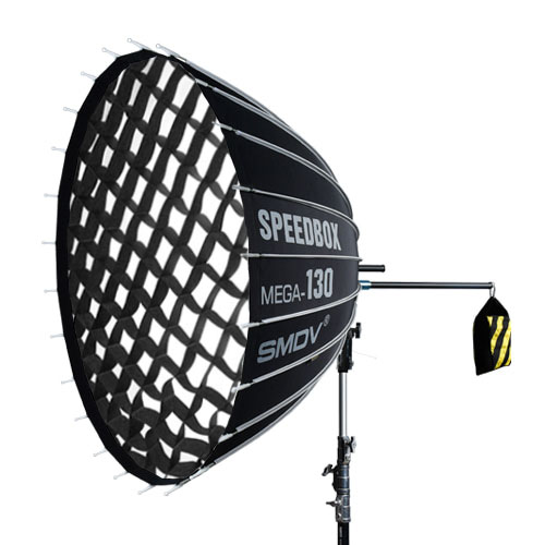 GRID - M130 / For SPEEDBOX MEGA-130 STROBE SOFTBOXSMDV