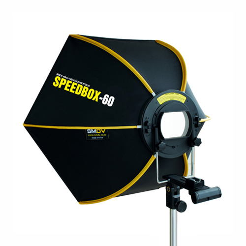 SPEEDBOX-60 / Size : 60 x 52 cm SPEEDLITE SOFTBOXSMDV