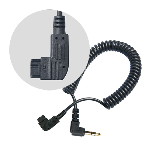 RC-607 Release Cable For Flash Trigger / RC-6 SeriesSMDV