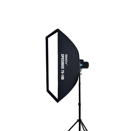 SPEEDBOX 75-100 / Size : 75 x 100 cm Square Line / STROBE SOFTBOXSMDV