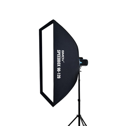 SPEEDBOX 90-120 / Size : 90 x 120 cm Square Line / STROBE SOFTBOXSMDV
