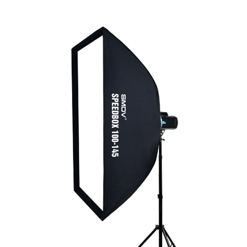 SPEEDBOX 100-145 / Size : 100 x 145 cm Square Line / STROBE SOFTBOXSMDV