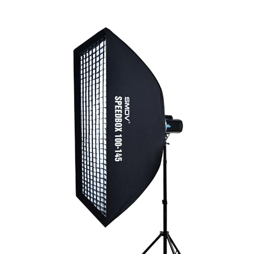 SPEEDBOX 100-145 GRID STROBE SOFTBOXSMDV