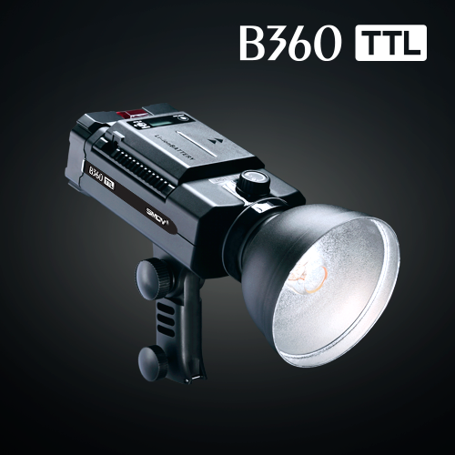 NEW B360 TTL / DC Type For Canon, Nikon, Fujifilm, SonySMDV